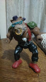 Bebop, Tortugas Ninja Le Faltan Dos Manos