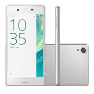 Sony Xperia X F5122 64gb 3gb Ram 13mp Tela 5