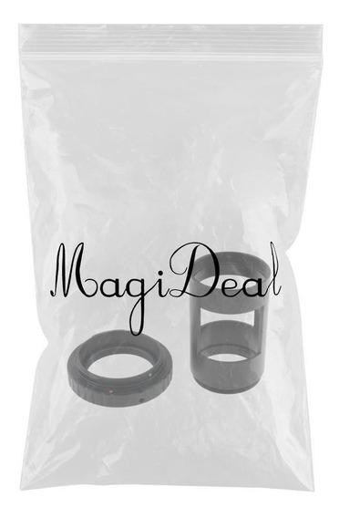 Magideal T2 T - Adaptador Anel Para Pentax K Dslr + Manga Fo