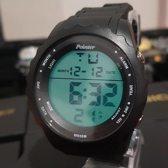 Relógio Digital Pointer