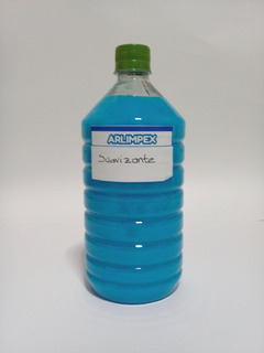 Suavizante Liquido Celeste Productos De Limpieza Sueltos