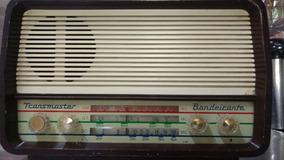 Radio Trans Master Bandeirante Antigo Funcionando Tudo