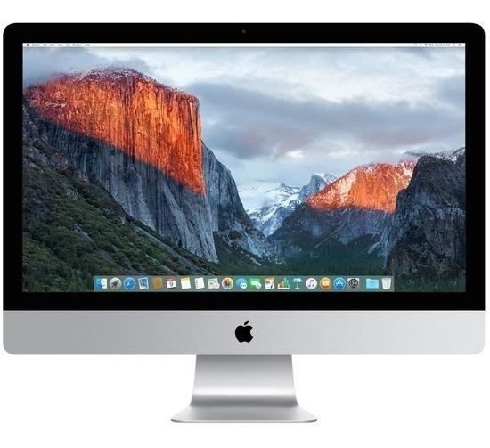 Apple iMac Mk442ll/ A Lacrado 12 Vez Sem Juros