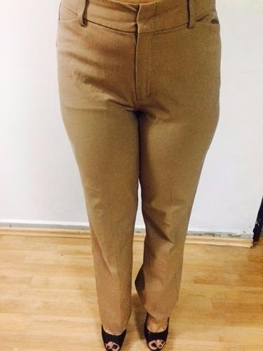 Pantalon De Vestir Beige Talla 32x 32 Tienda Virtual