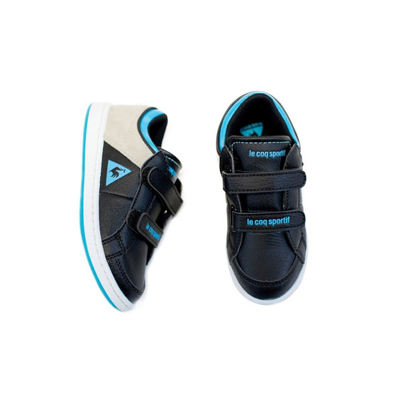 Zapatillas Le Coq Toulon Low Strap Jr