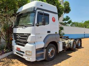 Mb Axor 2544 - 09-09 Único Dono