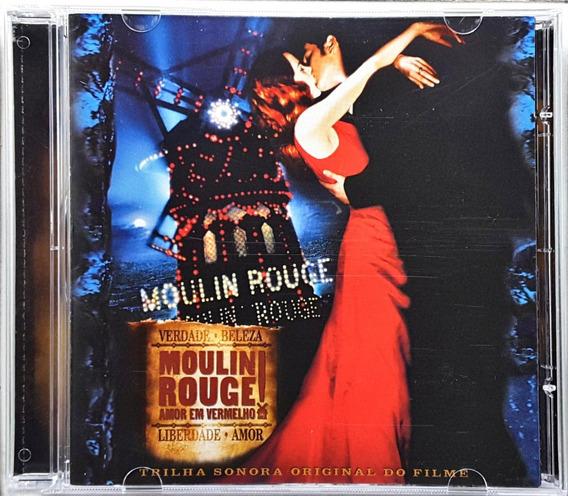Cd Moulin Rouge - Amor Em Vermelho - Dd