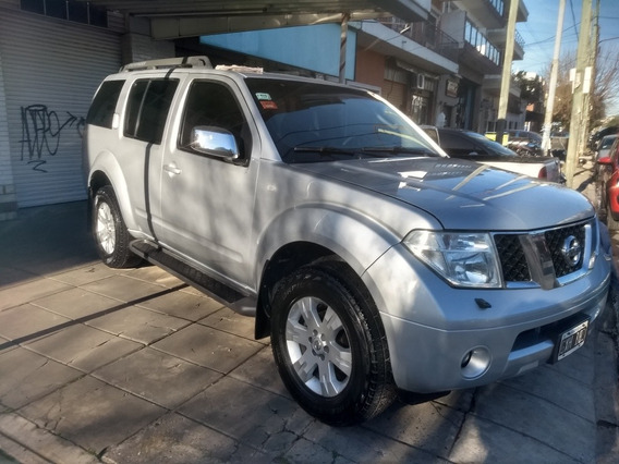 Nissan Pathfinder 2.5 Le 4x4 5at 2007