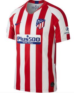 Camisa Nike Atletico De Madrid Oficial 2019 Pronta Entrega
