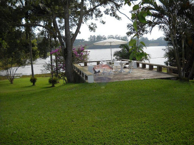 Casa De Campo Em Represa Guarapiranga - Codigo: Si0002 - Si0002