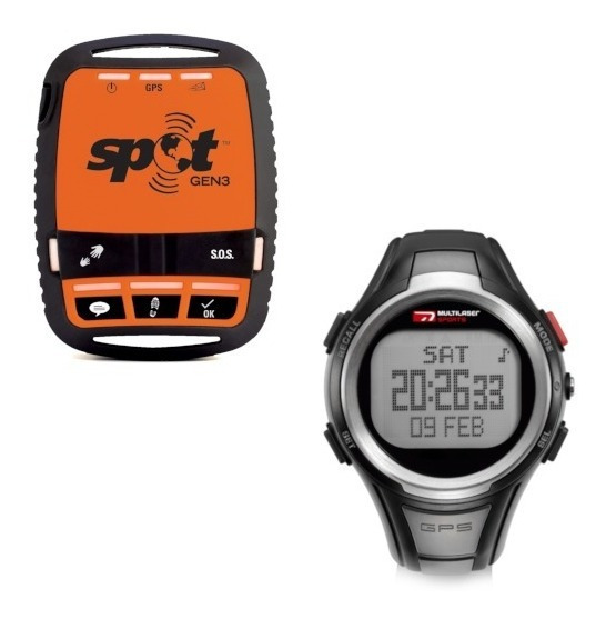 Combo Rastreador Pessoal Spot Gen3 + Relógio Cardíaco C Gps