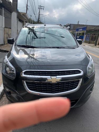 Chevrolet Spin 2017 1.8 Ltz 7l Aut. 5p