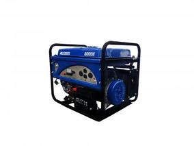 Generador De Energía 8 Kw Ecomaqmx 110-220v 1f