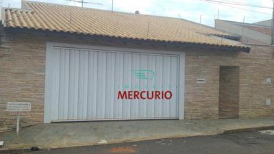 Casa Com 3 Dormitórios À Venda, 278 M² Por R$ 700.000 - Jardim Bela Vista - Bauru/sp - Ca2771