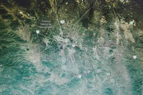 Rancho En Venta En Carretera Rio Verde