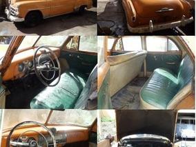 Chevrolet Antigo Styleline Deluxe 1952 - Reforma Iniciada