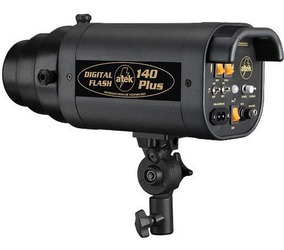 Flash Para Estudio Fotográfico - Atek 140 Plus - 140w