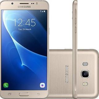 Celular Smartphone Galaxy Samsung J7 Metal Vitrine
