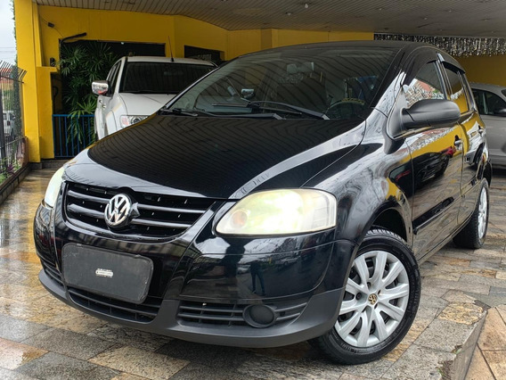 Volkswagen Fox City 1.0 Flex 4p