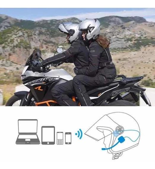 Fone De Ouvido Capacete Mh01 Bluetooth 4.0 + Edr Sem Fio
