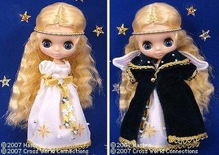 Muñeca Petite Blythe Angelica Eve Edición Limitada