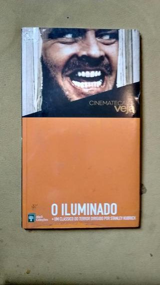 Dvd O Iluminado - Stanley Kubrick - Jack Nicholson - Novo!