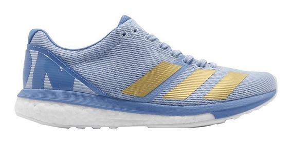 Tenis adidas Adizero Boston 8 Boost Mujer Correr Gym Adios