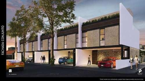 Town House En Venta Merida Mexico Norte !diseño Óptimo Y Atractivo!