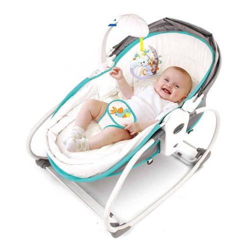 Silla Mecedora Musical Para Bebes Niña Niño Nuevos