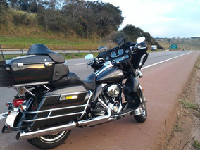 Harley Davidson Ultra Glide Classic Não Electra