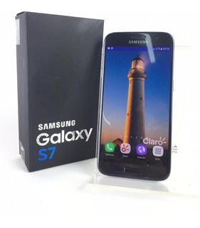 Celular Samsung Galaxy S7 32gb Impecável Com Nota Fiscal