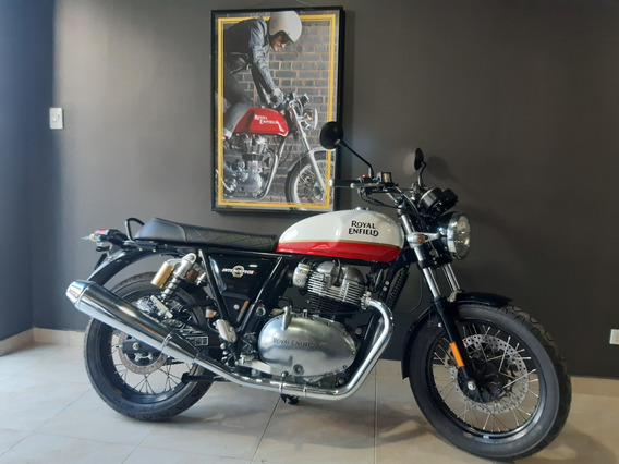 Royal Enfield Interceptor 2020