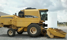 Colheitadeira New Holland Tc-59 Ano: 2004 Tc59
