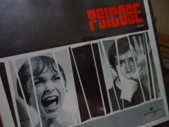 Psicose Dvd Original Lacrado Alfred Hitchcock Norman Bates