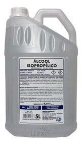 Álcool Isopropílico Limpa Placas Rhodia - 5 Litros
