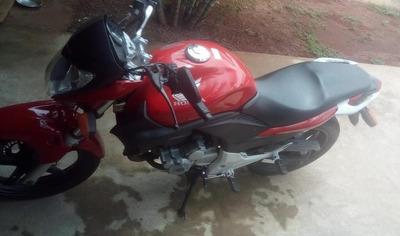 Honda Cb300r 2011 Vermelha