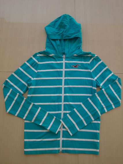 Sweater Dama Hollister Original, Talla M, Impecable (15$)