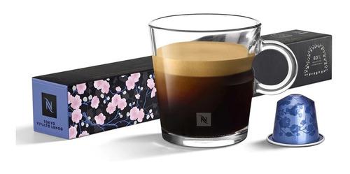 Cápsulas De Café Nespresso Tokyo Vivalto Lungo - 10 Cápsulas