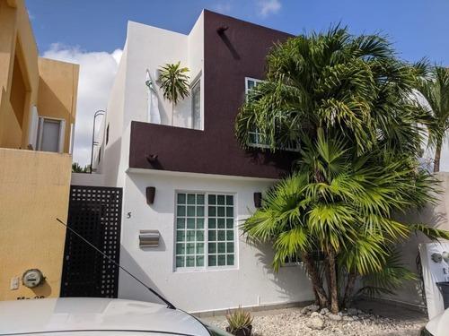 Linda Casa En Venta En Cancun