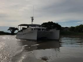 Catamaran Eslora 11m Manga 5 M - Diseño De G Frers