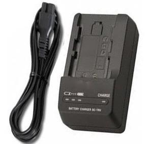 Carregador De Bateria P Sony Np-fh30 Np-fh40 Np-fh100 Np-fh5