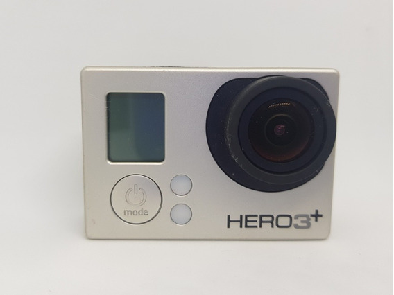 Câmera Gopro Hero 3 Silver