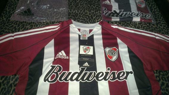 Camiseta River Tricolor Coleccion 2005 Nuevas Con Etiquetas