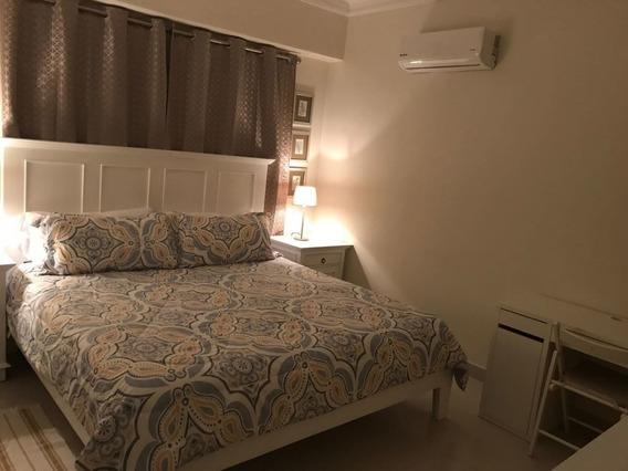 Apartamento En Venta Amueblado En El Corazón De Piantini