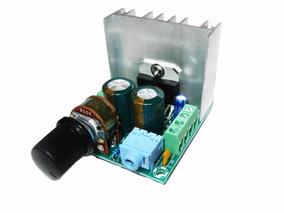 Amplificador Dual Channel Tda7297 15w*2