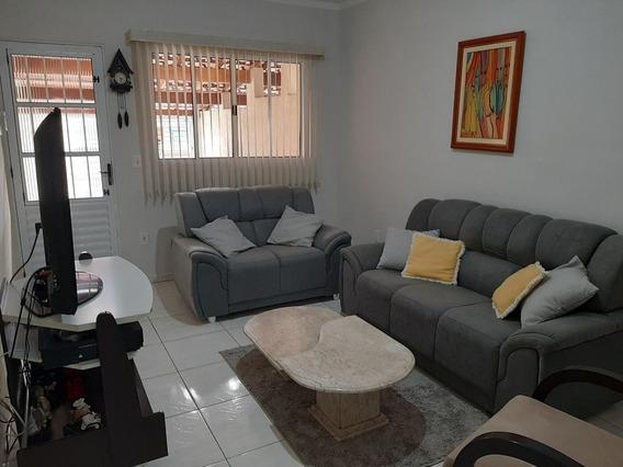 Ótimo Sobrado 3 Dorm 1 Ste 109m² A/c Próximo Centro