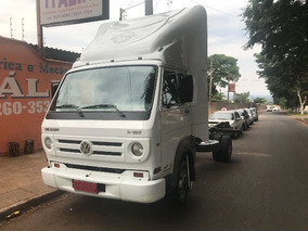 Volkswagem 8-150 Delivery 4x2 Ano 2008/2008 No Chassi