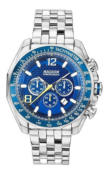 Relógio Magnum Masculino Chronograph Ma32167f