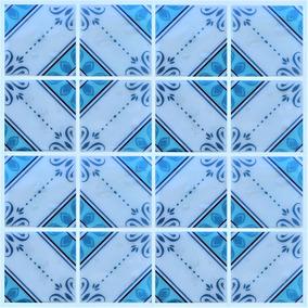 10 Placa Pastilha Adesivo Parede Lavável 3d Cozinha Banheiro
