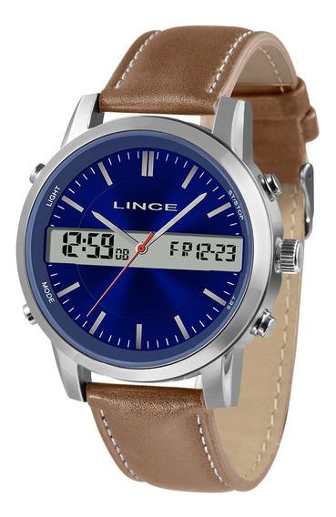 Relógio Lince Mac4489s D1mb - Original Com Nota Fiscal